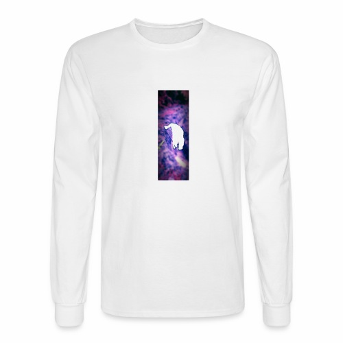 Shoveling - Men's Long Sleeve T-Shirt
