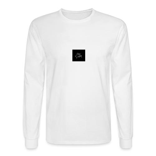 Hey Sügar. By Alüong Mangar - Men's Long Sleeve T-Shirt