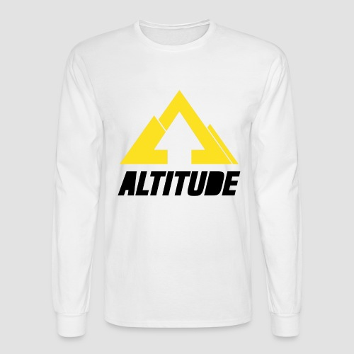 Empire Collection - Yellow 2 - Men's Long Sleeve T-Shirt
