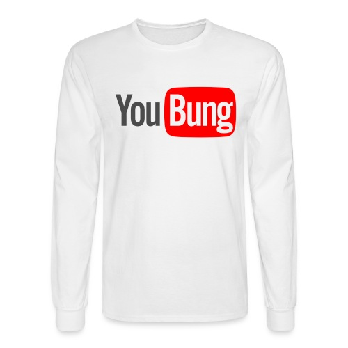 You Bung Logo png - Men's Long Sleeve T-Shirt