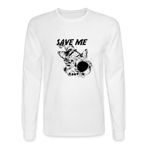 Spacer - Men's Long Sleeve T-Shirt