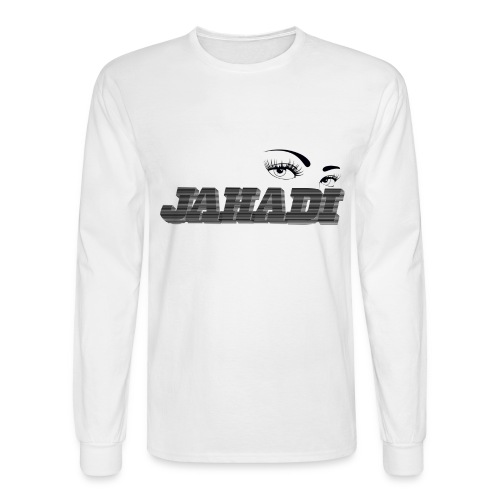 HadiLogo - Men's Long Sleeve T-Shirt