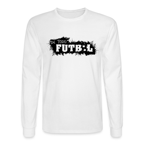 Futbol - Men's Long Sleeve T-Shirt