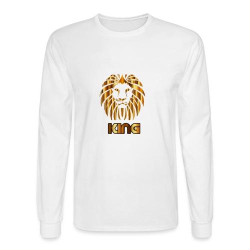 KING - Men's Long Sleeve T-Shirt