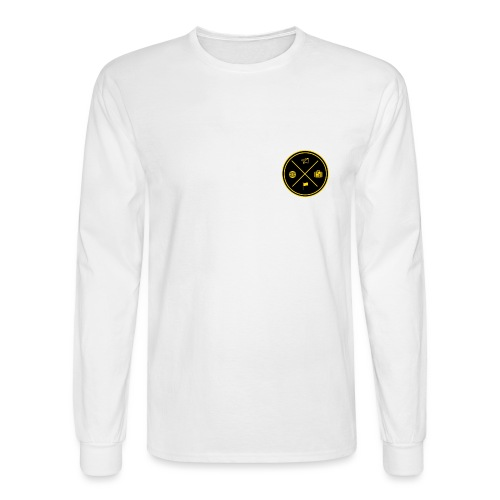 Travel Deals With Graeme - Men's Long Sleeve T-Shirt