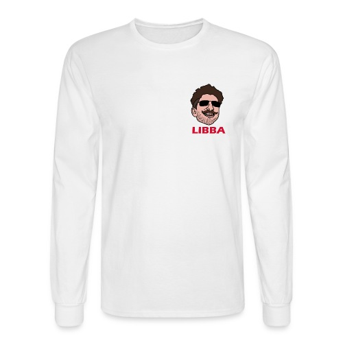 libba title - Men's Long Sleeve T-Shirt