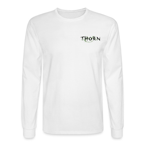 Thorn Vines Copy png - Men's Long Sleeve T-Shirt