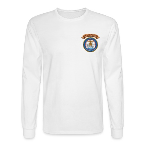 STENNIS POC - Men's Long Sleeve T-Shirt