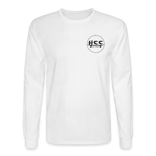 Hcc Skate Circle Date L - Men's Long Sleeve T-Shirt
