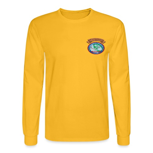 REAGAN POC - Men's Long Sleeve T-Shirt
