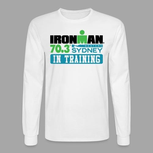 70.3 Western Sydney - Men's Long Sleeve T-Shirt
