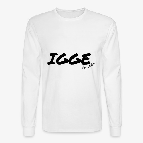 IGGE by Felix - Men's Long Sleeve T-Shirt