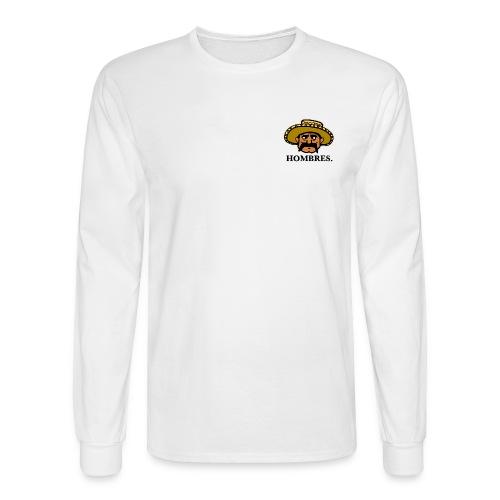 Mexican Moe - Men's Long Sleeve T-Shirt