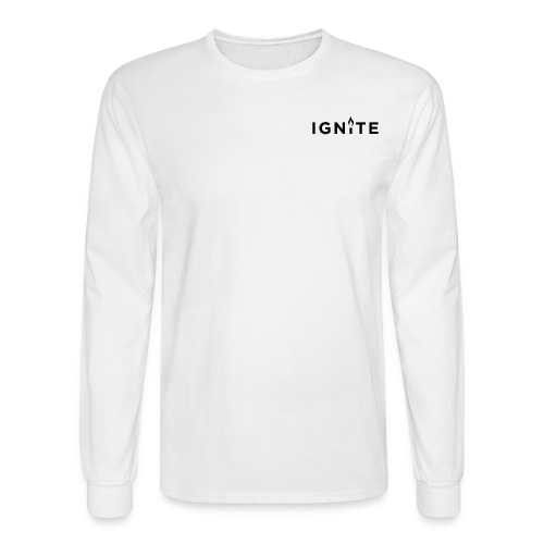 Ignite long sleeve - Men's Long Sleeve T-Shirt