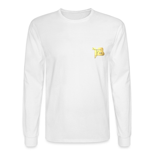TB logo - Men's Long Sleeve T-Shirt