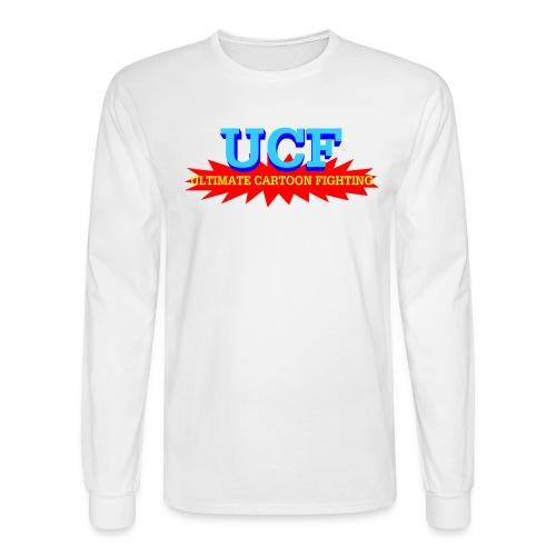 UCFlogoTEE01 png - Men's Long Sleeve T-Shirt