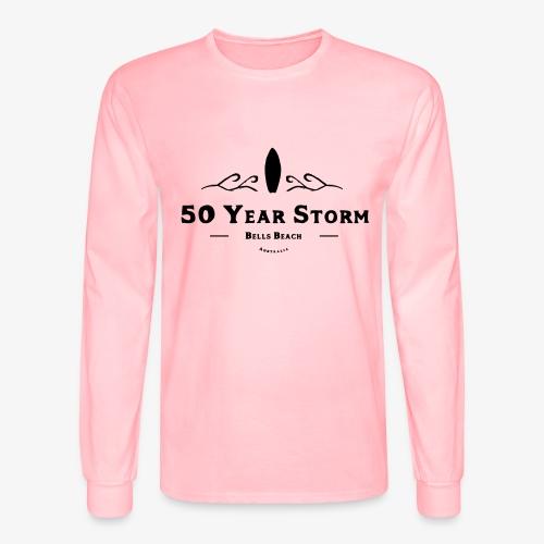 50 Year Storm - Men's Long Sleeve T-Shirt