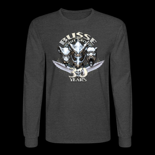 Busse Knife Group Logo - Men's Long Sleeve T-Shirt