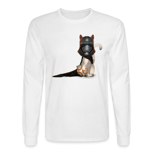 Captain Kitty - Men's Long Sleeve T-Shirt