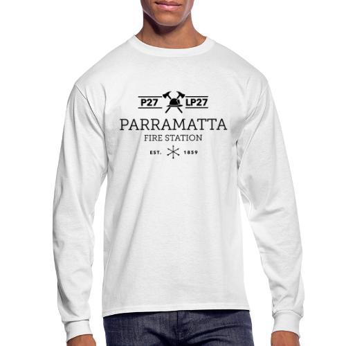 Parramatta Fire Station B - Men's Long Sleeve T-Shirt
