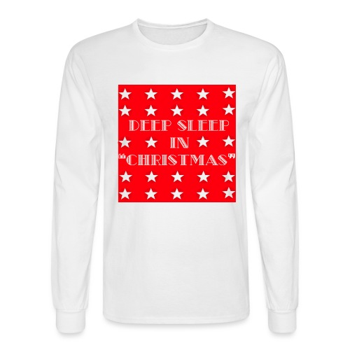 Christmas theme - Men's Long Sleeve T-Shirt