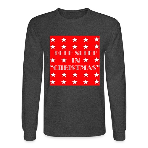 Christmas theme - Men's Long Sleeve T-Shirt