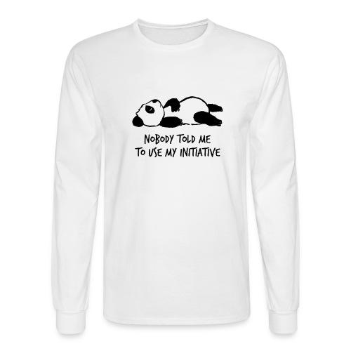 Initiative - Men's Long Sleeve T-Shirt