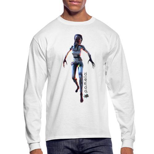 P.A.M.E.L.A. Widow - Men's Long Sleeve T-Shirt