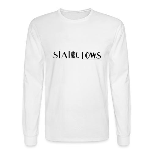 Staticlows - Men's Long Sleeve T-Shirt