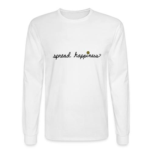 Spread Happiness Women's T-shirt - Men's Long Sleeve T-Shirt