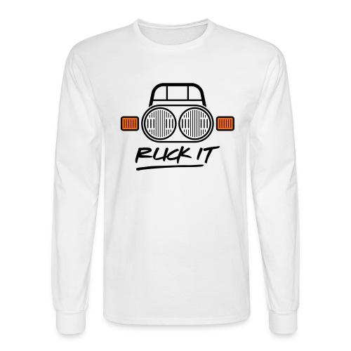 Ruck It - Men's Long Sleeve T-Shirt