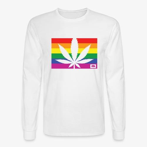 California Pride - Men's Long Sleeve T-Shirt
