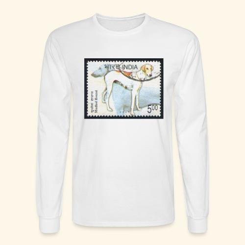 India - Mudhol Hound - Men's Long Sleeve T-Shirt