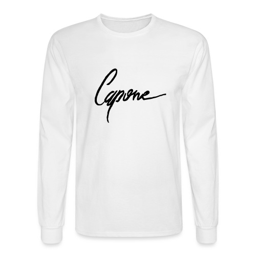 Capone - Men's Long Sleeve T-Shirt