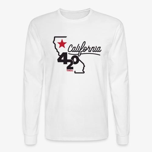 California 420 - Men's Long Sleeve T-Shirt