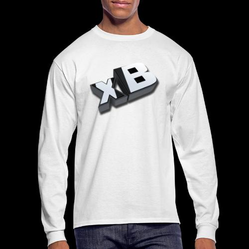 xB Logo - Men's Long Sleeve T-Shirt