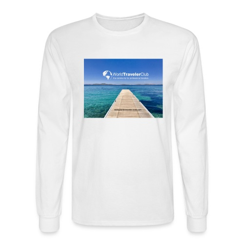 WTC6 - Men's Long Sleeve T-Shirt