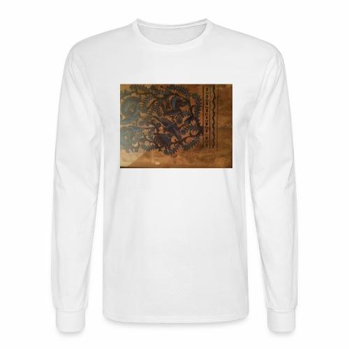 Dilfliremanspiderdoghappynessdogslikeitverymuchtha - Men's Long Sleeve T-Shirt