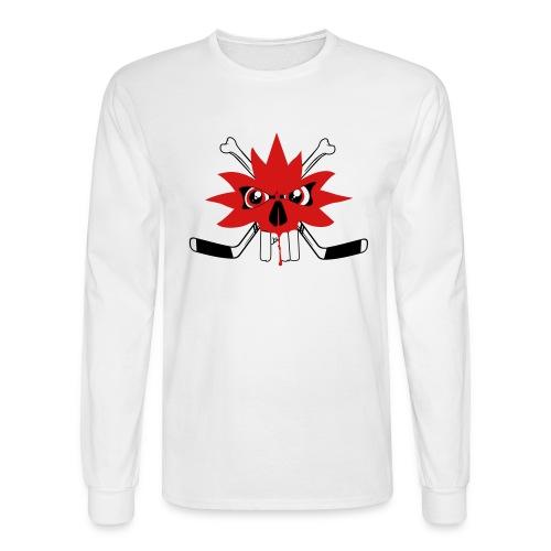 Canadian-Punishment_t-shi - Men's Long Sleeve T-Shirt