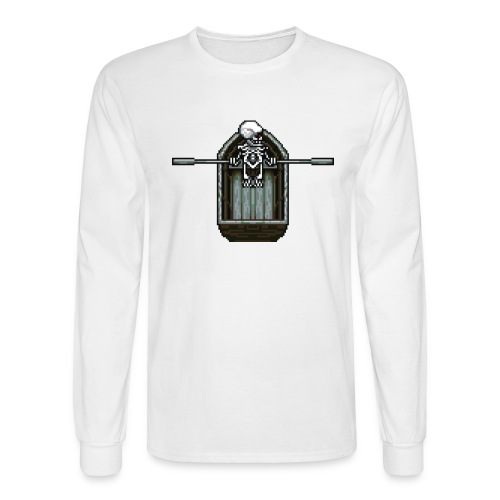Ghost boat - Men's Long Sleeve T-Shirt