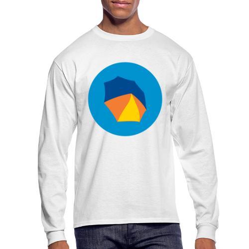 umbelas icon 2 - Men's Long Sleeve T-Shirt
