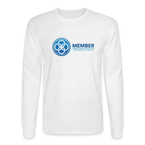 IICT Member Logo - Men's Long Sleeve T-Shirt