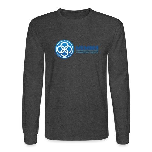 IICT Member Logo - Men's Long Sleeve T-Shirt