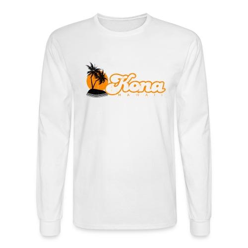 Kona Hawaii - Men's Long Sleeve T-Shirt