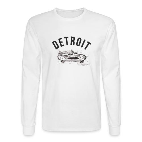 Detroit Art Project - Men's Long Sleeve T-Shirt