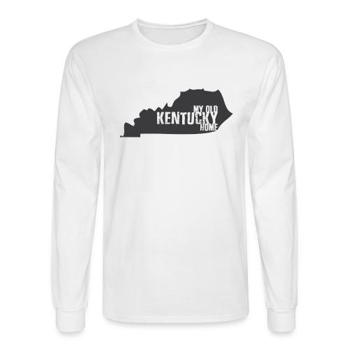 My Old Kentucky Home - Men's Long Sleeve T-Shirt