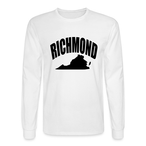 RICHMOND - Men's Long Sleeve T-Shirt
