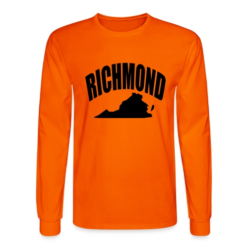 RICHMOND - Men's Long Sleeve T-Shirt