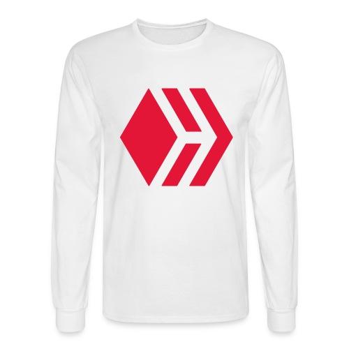 Hive logo - Men's Long Sleeve T-Shirt