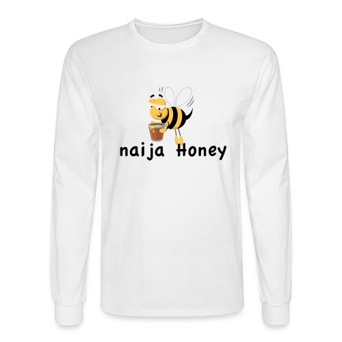 naija honey... - Men's Long Sleeve T-Shirt